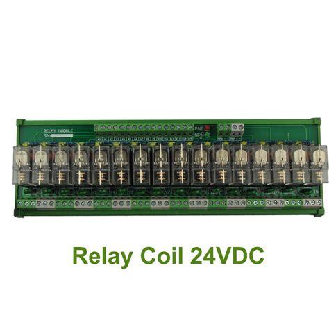 A R Relay Spdt 1 Channel 12v Jrc 21f 250vac 30vdc 3a 16 channel 1 spdt din rail mount omron g2r 24v dc ac