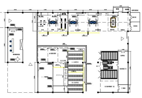 layout of workshop of automobile 23 harmonious automotive shop plans home building plans