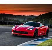 Wallpaper Chevrolet Corvette Grand Sport 2017 Cars