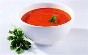 soupe de tomates au pesto la vie simple d une vegan