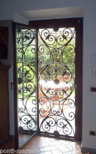 porte in ferro battuto e vetro porta ferro battuto e vetro cerca con casa