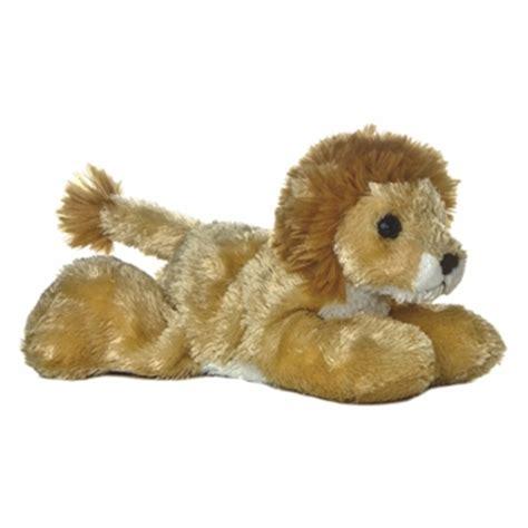 Sp 16603 Pink lionel the plush mini flopsie stuffed safari