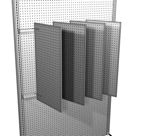 swinging panel display swinging display panel lozier