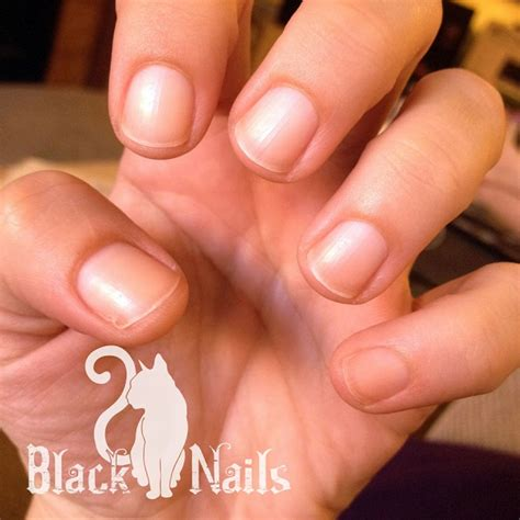 Nail Care by Nail Care Routine 2013 Black Cat Nails