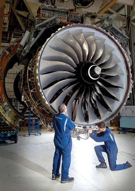 rolls royce engine size designing high tech engines for easier maintenance