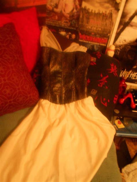 Katniss Dress Midi katniss everdeen dress of in progress by