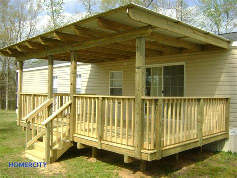 simple front porch designs for mobile homes archives