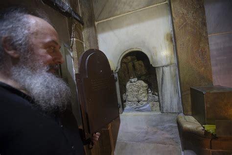 imagenes de jesucristo en jerusalen restauran tumba de jes 250 s para que no sea una monta 241 a de