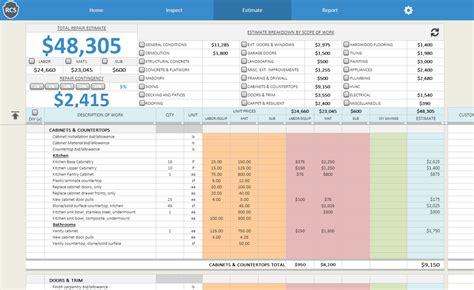 cost estimate template driverlayer search engine cost estimate spreadsheet driverlayer search engine