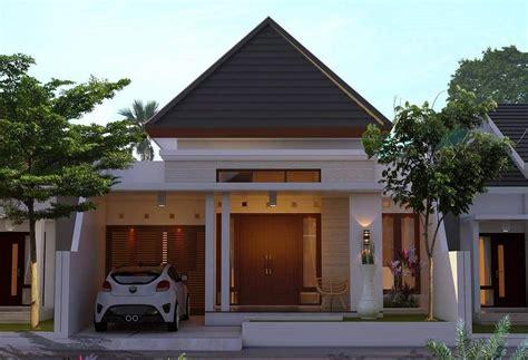contoh rumah sederhana tapi mewah tempat tinggal desa keren home room rumah rumah minimalis desain rumah