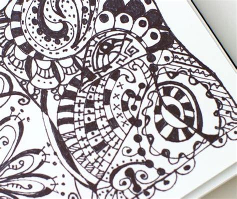 doodlebug exploration cynthia shaffer doodle exploration black on white