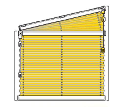 Plissee Eckfenster by Plissees In Sonderformen Ma 223 Anfertigung Bei Rolloexpress