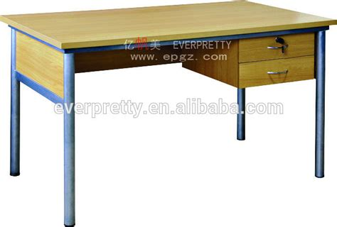 design meja guru cheap classroom furniture teacher table and chair teacher