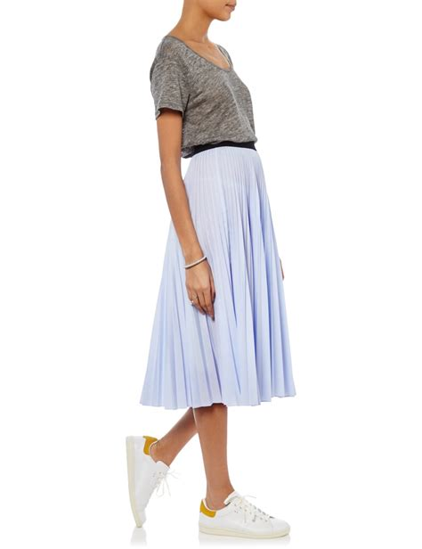 light blue pleated dress light blue pleated skirt dress ala
