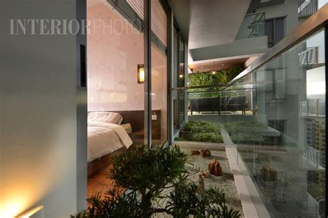 Zen Home Design Singapore Zen Condominium Interior Studio Design Gallery
