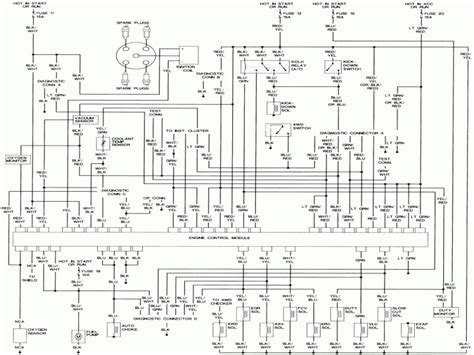 subaru unit wiring diagram subaru automotive wiring