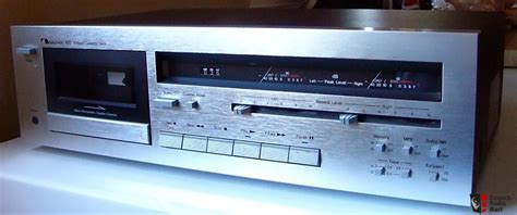nakamichi 480 cassette deck nakamichi 480 cassette deck mint pictures photo 148490