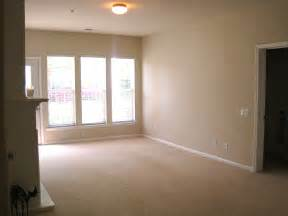 room window mini tour living room and kitchen unmistakenly empty renting with nothing