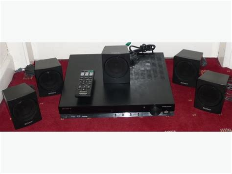 Home Theater Sony Dav Tz135 sony dav tz135 home theater system rowley regis dudley