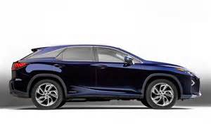 Lexus 2015 Rx Lexus Rx The Fourth Generation Lands At 2015 New York