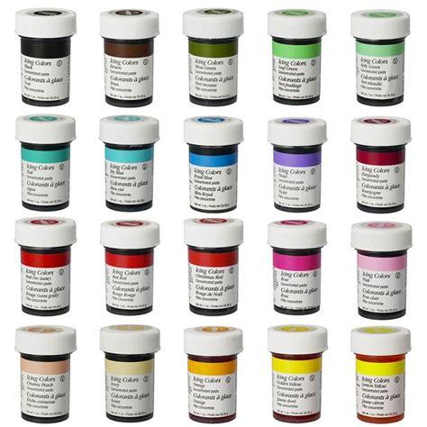 colorante alimentare gel colorant alimentaire gel wilton