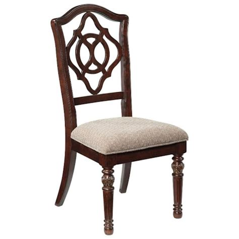 ashley furniture dining upholstered side chair