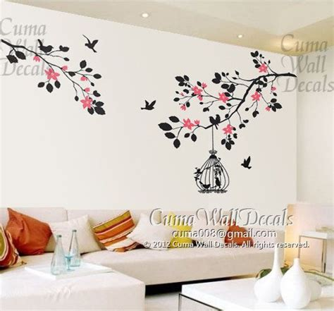 Bird Decor For Nursery 1000 Ideas About Bird Wall Decals On Bird Bedroom Wall Stickers And Nursery Wall