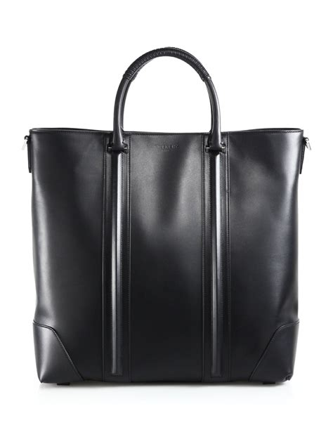 Givency Blck Parvert Tote Pouch givenchy l c tote bag in black for lyst