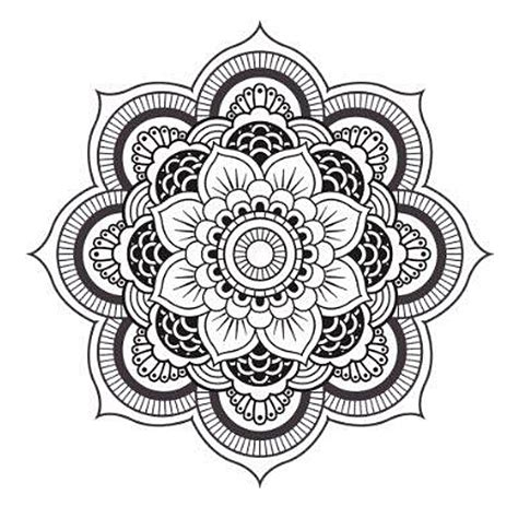 libro lovely mandalas beautiful patterns mind exercises by sagar love mandala