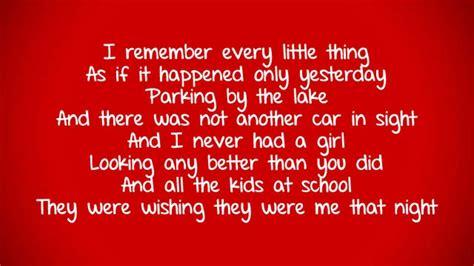 Paradise By The Dashboard Light Lyrics glee paradise by the dashboard light lyrics