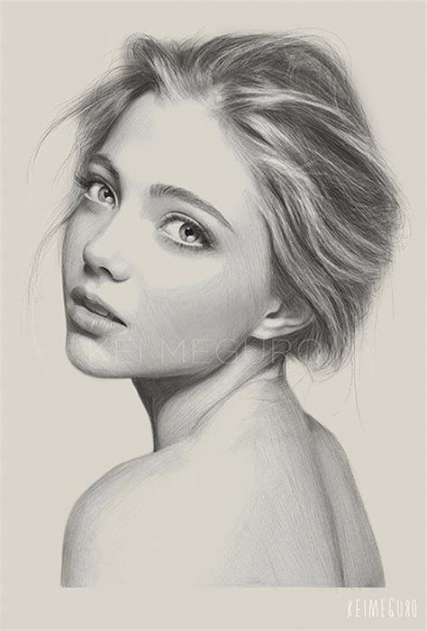 girl face drawing best 25 drawing faces ideas on pinterest draw faces
