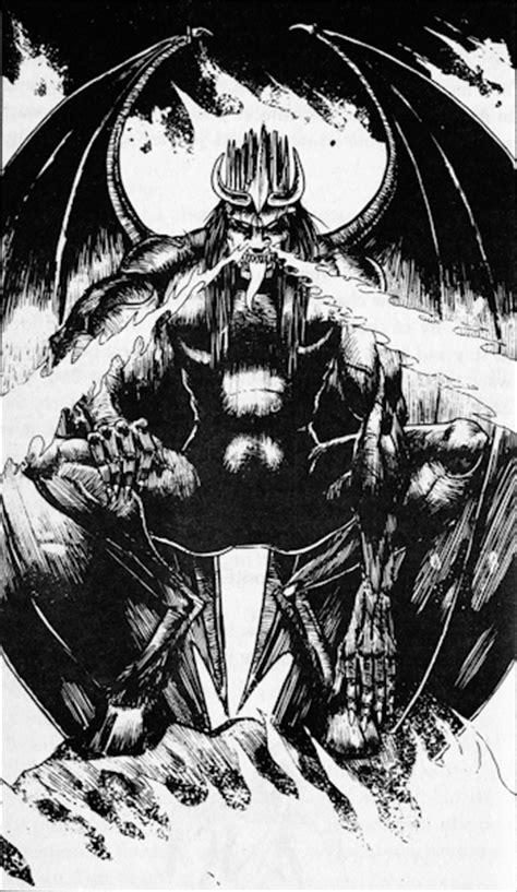 Fire Demon | Titannica | FANDOM powered by Wikia