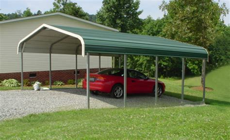 Metal Car Port Kits by Metal Carports Steel Carport Kits Car Ports Portable