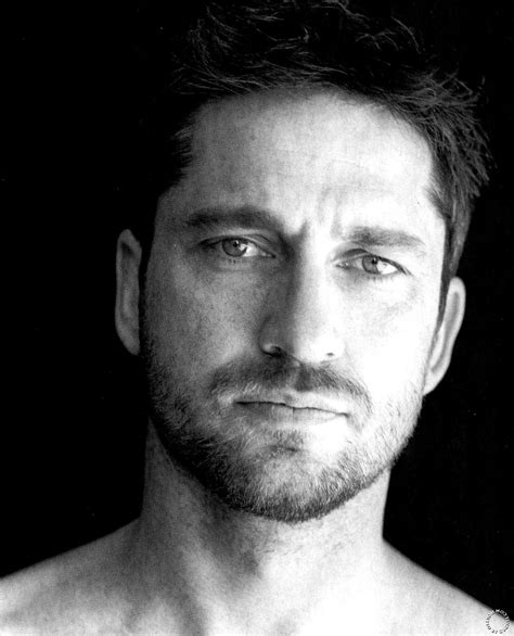 clubbing a man hair in scotland gerry gerard butler photo 12419263 fanpop