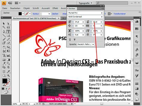 illustrator tutorial for photoshop users illustrator zeichen alles zum zeichenbedienfeld