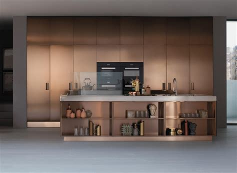 Island In Kitchen by Italia Ambiente 2 Fitted Kitchens From Arclinea Architonic