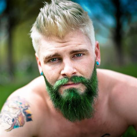 mens hair who are changing your hair color la barbe color 233 e nouvelle tendance masculine coiffure