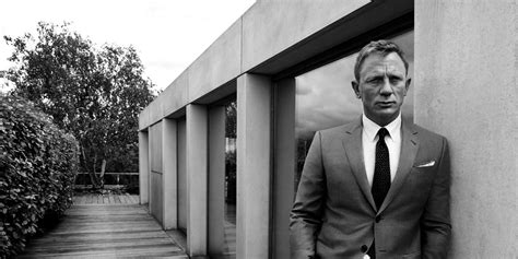 Fashion Series 056 Leather Embos it s time to talk about daniel craig s bond style