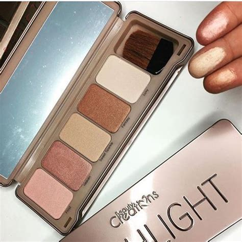 Creations Highight Dupe Abh Illuminating Pallete Creations Palette Makeup And Cosmetics