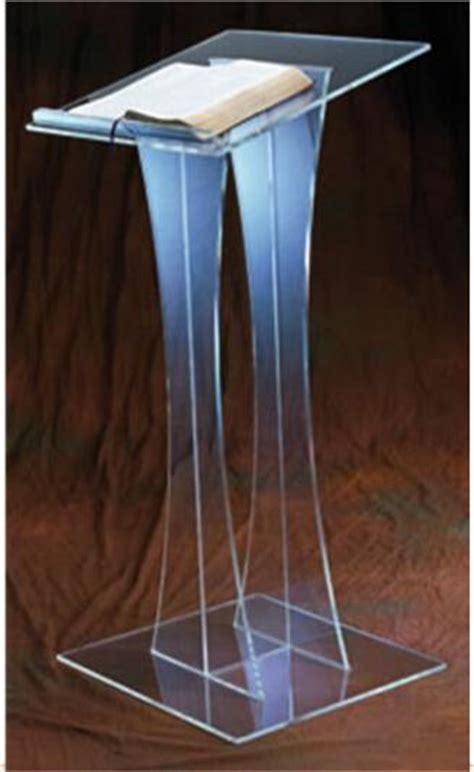 Rostrum Acrylic acrylic glass rostrum acrylic podium pulpit lectern speech