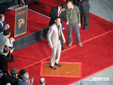 Will Smith Now Cemented In by Will Smith Now Cemented In Popbytes