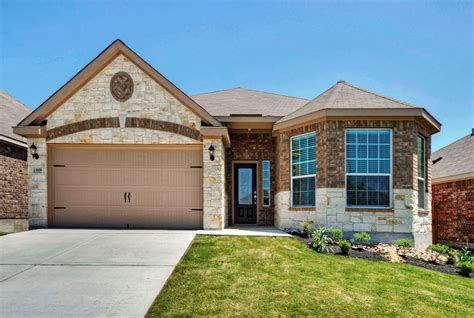 lgi homes luckey ranch in san antonio tx 78252