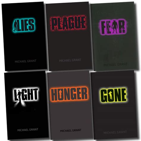 light a gone novel gone series collection 6 books set by michael grant light