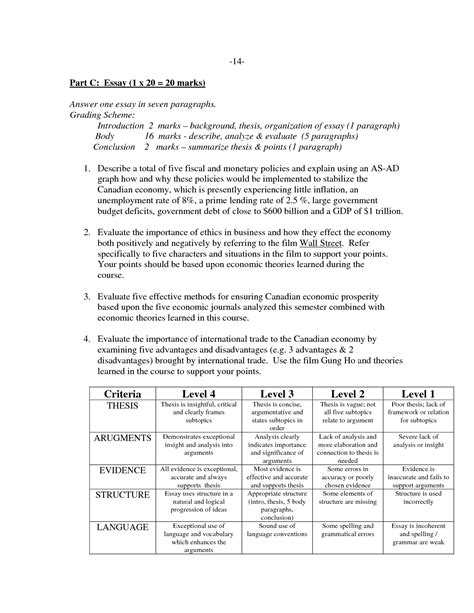 Answering College Application Essay Questions Sle Essay Of Argumentative