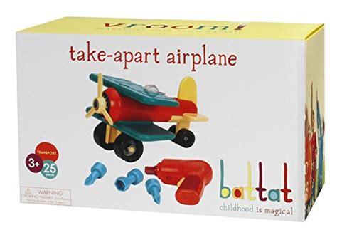 Take Apart Vehicles Derek take apart airplane vehicles battat toys green for