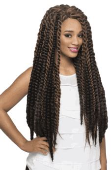beverly johnson synthetic braiding hair vivica fox synthetic cuban dance twist braid 24 quot