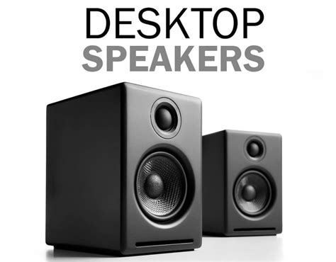 best desktop speakers best desktop speakers 2016 things to consider before buying