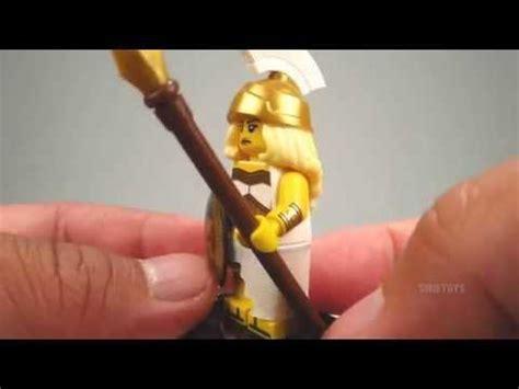 Lego Minifigure Battle Goddess Series 12 lego collectible minifigures series 12 battle goddess review