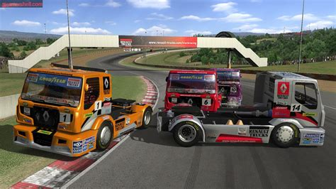 renault truck wallpaper renault truck racing 2010 download review video