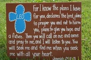 hope future jeremiah 29 11 nursery bible verse